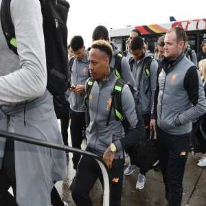 Nathaniel Clyne resumes full training with Liverpool after back injury that kept him out since the summer