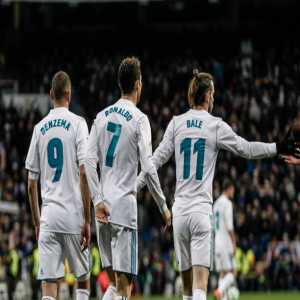 Cadena COPE reporting that Gareth Bale won't start tomorrow. One of Isco, Asensio and Lucas Vazquez will replace him