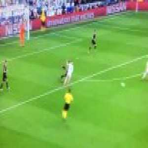 Ronaldo foul right before the second goal