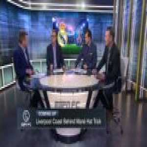 """Steve Nicol (ESPN) on Neymar: """"He absolutely deserves all the stick in the world, it was all showboating and nothing else. He should take a good look in the mirror""""."""
