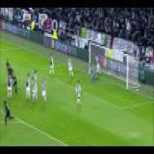 TSN's Kristian Jack shows how Eriksen exploited Buffon's weak wall to score equaliser