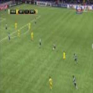 FC Astana 1-[2] Sporting - Gelson Martins 50' (Europa League - 1/16-finals)