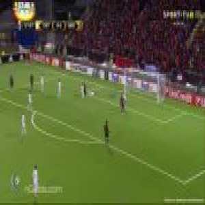 Ostersunds 0-3 Arsenal - Ozil 59' (Europa League - 1/16-finals)