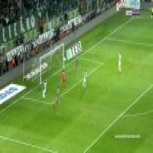 Epic goal line clearance by Pepe in Konyaspor-Beşiktaş game