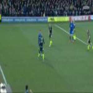 93' Goal Joe Pigott for AFC Wimbledon 1-0 Bristol Rovers