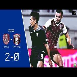 Baffling open goal miss in the Romanian League
