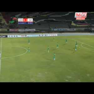 During Ascenso MX match between Potros UAEM and Cafetaleros, the players refused to play for a minute in protest of Murciélagos FC not paying their players' wages.