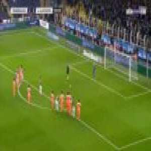 Fenerbahce 3-0 Alanyaspor - Giuliano penalty