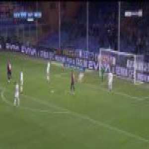 Genoa CFC [1]-0 Internazionale — Andrea Ranocchia (o.g.) 45'