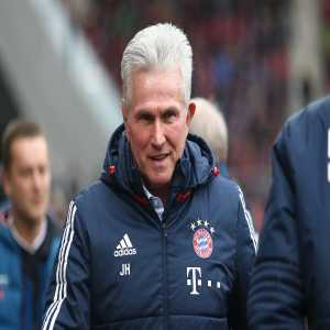 Jupp Heynckes has won his 13th consecutive game in all competitions, his longest winning streak ever as a manager