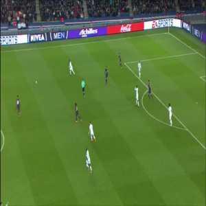 Neymar amazing play vs. Strasbourg