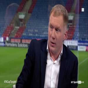 The full story of when Paul Scholes came out of retirement for Man Utd.