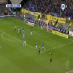 Vitesse [1]-0 Excelsior — Luc Castaignos 2' (overhead kick)