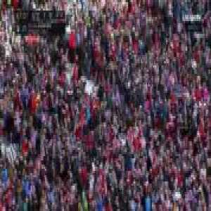 Atlético Madrid [1]-0 Athletic Club — Kevin Gameiro 67'