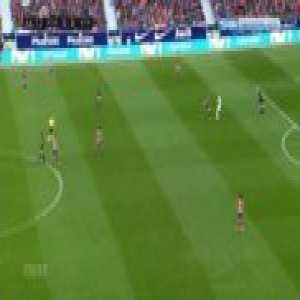Jan Oblak amazing skills Vs Athletic Bilbao