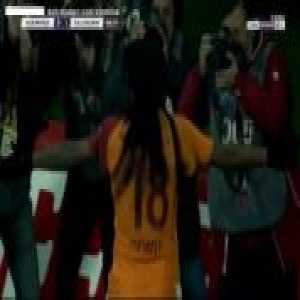 Kasımpaşa 0-[1] Galatasaray — Garry Rodrigues 37' (incredible assist and finish)