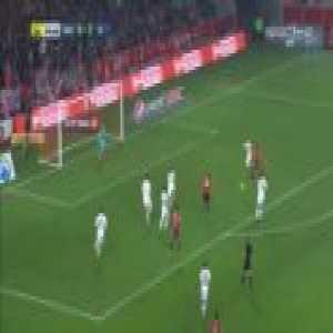 Lille [1]-2 Lyon - Nicolas Pepe
