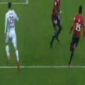 Lille LOSC 0-[2] Olympique Lyonnais — Bertrand Traoré 44'