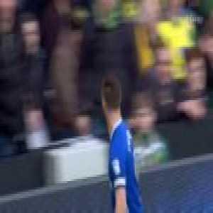 Norwich 0-1 Ipswich - Luke Chambers