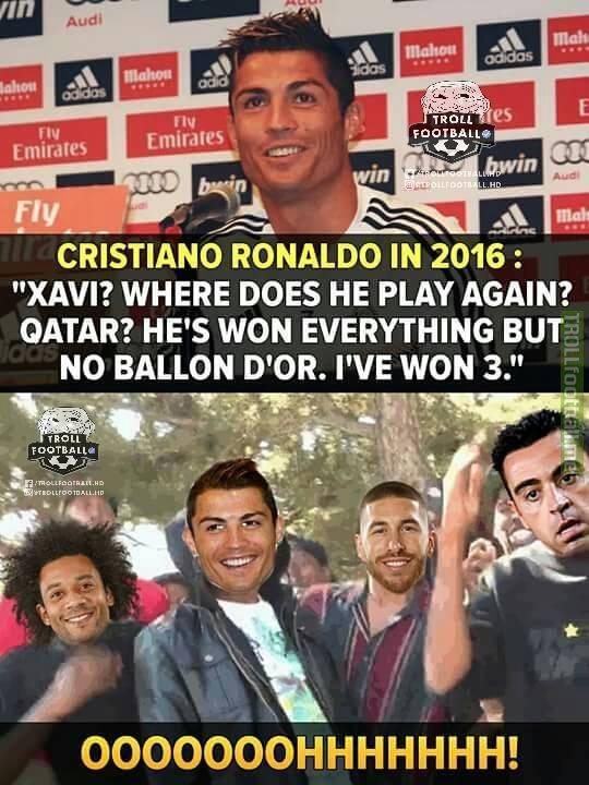 Ohh Xavi!!😂😂🔥