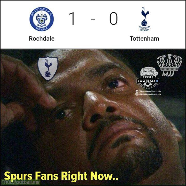 Tottenham Spurs Fans..😂 MJJ