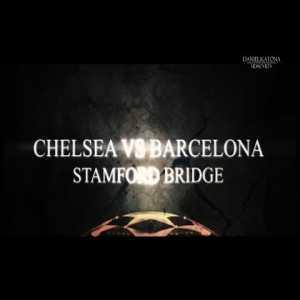 Chelsea FC Vs FC Barcelona Promo