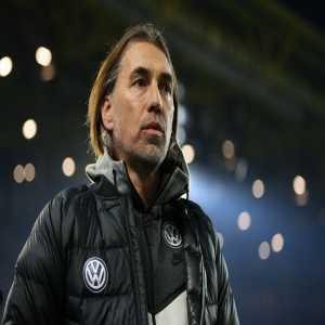 Martin Schmidt resigned as manager of VfL Wolfsburg