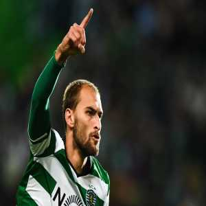 Bas Dost has scored 20 headed league goals since he arrived to @Sporting_CP - only 3 teams (excluding SCP) have scored more than the Dutch striker in Liga NOS in that span.