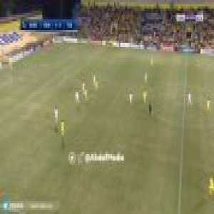 Kashiwa [1]–0 Tianjin - Cristiano brilliant team goal (Asian Champions League)