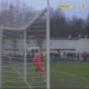 (UYL)Carles Pérez with a stunning free kick