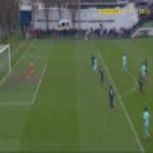 (UYL)PSG U19 - FCB Juvenil A: 0-1(Carles Pérez goal)