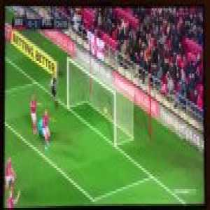 Bristol City 0-[1] Fulham — Aleksandar Mitrović 14'