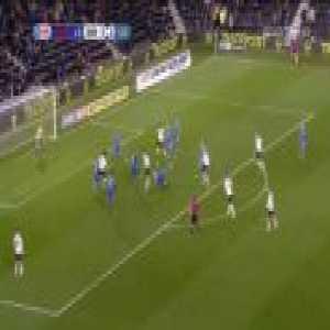 Derby [2]-2 Leeds - Kasey Palmer