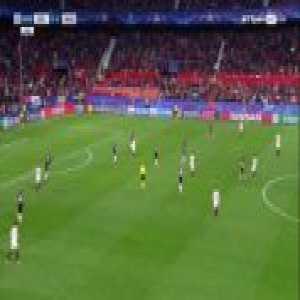 Great save by David Gea vs Sevilla