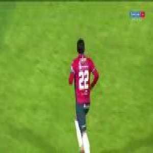 Edward Zenteno (Jorge Wilstermann) goal vs. Vasco (1-0) [Copa Libertadores 2nd Leg - [1]-4 agg]