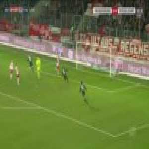 Regensburg 0-1 Dusseldorf - Rouwen Hennings