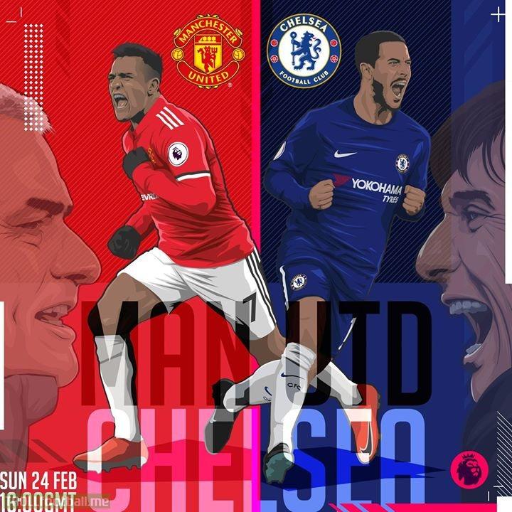 One huge Premier League match. Two teams. Who wins?