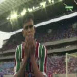Pedro (Fluminense) goal vs. Flamengo (2-0) [Campeonato Carioca]