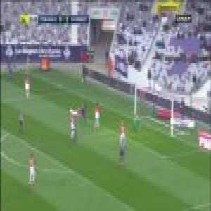 Toulouse [1]-1 Monaco : Sangaré 24'