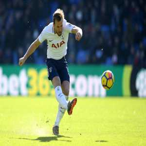 Harry Kane has scored 23 goals in 34 London derbies in the Premier League - equalling Didier Drogba's total in the competition (23 in 64).