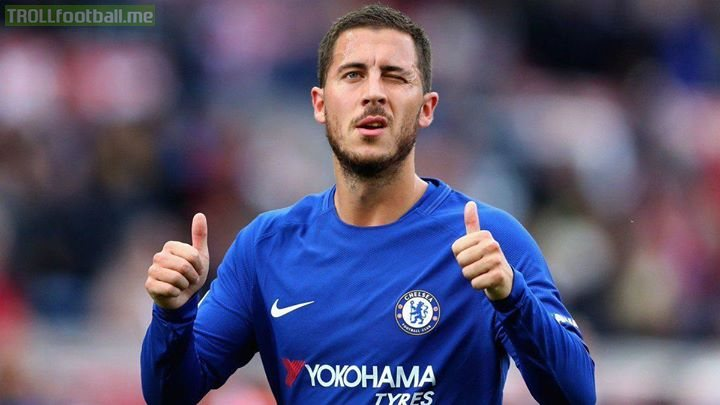 """I'm lucky to have a job that allows me to earn a lot of money. But I don't flaunt it. It shows a lack of respect towards those who earn less."" - Eden Hazard"