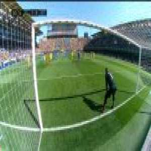 Sergio Asenjo Second Penalty Save - Villarreal vs Getafe - 25/02/2018