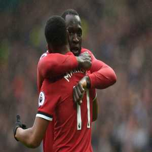 Anthony Martial and Romelu Lukaku have combined for 6 Premier League goals this season (3 assists each for each other); no ManUtd duo have combined for more in a single Premier League campaign.