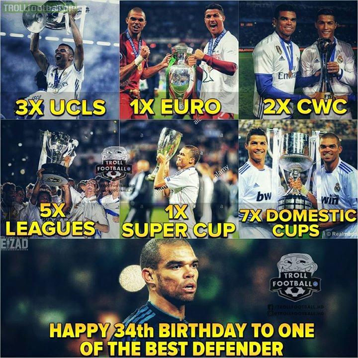 Happy birthday Pepe 😉