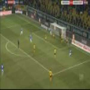 Dynamo Dresden 0-[1] SV Darmstadt 98 — Joevin Jones 29'