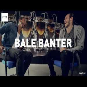 Gareth Bale Answers Rio Ferdinand's Quick-Fire Questions