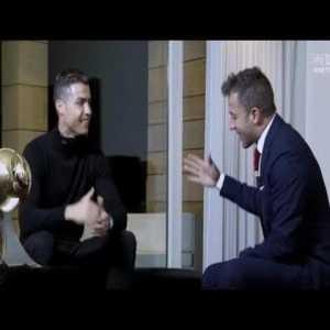 Del Piero interviewed CR7