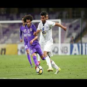 Pathetic penalty call in the last minute of the AFC Champions League between Al Ain of UAE vs Esteghlal of Iran