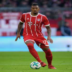 250 - Jerome Boateng makes his 250th appearance in all comps for FC Bayern.