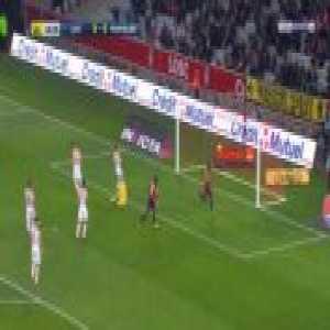 Lille 1-0 Montpellier - Nicolas Pepe